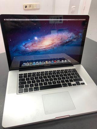 """MacBook Pro 2012 15"""""""