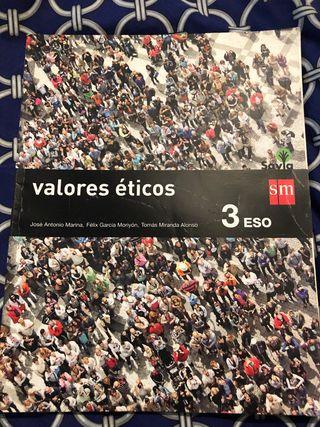 Valores Éticos 3 ESO