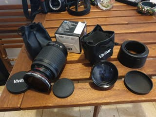 objetivo Nikon 55-200