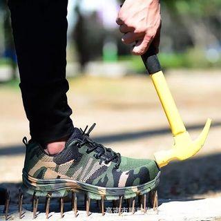 Zapatillas 45 Punta de ACERO A ESTRENAR