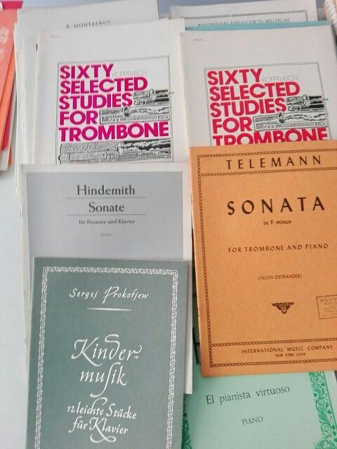 Obras trombon