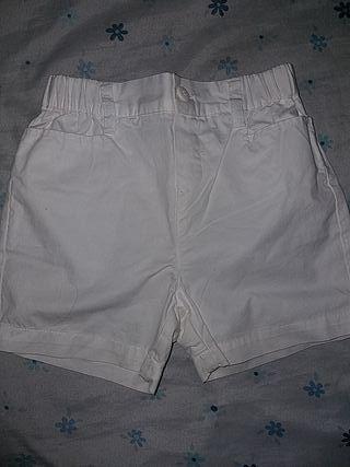 pantalon corto 18meses
