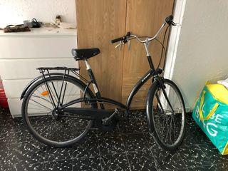 SOLO ESTA SEMANA: bici urbana casi nueva