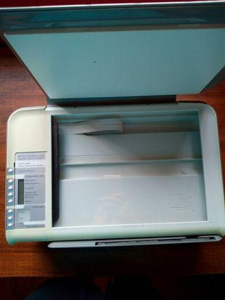 Impresora-scaner HP