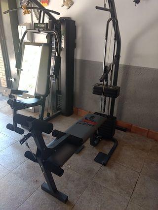 maquina de pesas Cobra