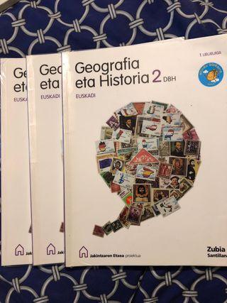 Geografia eta Historia 2 ESO
