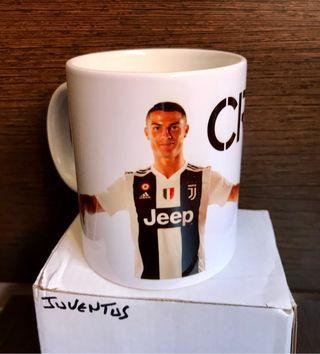 Taza de CR7 Juventus