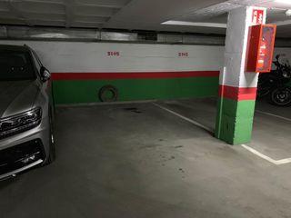 Garaje en alquiler La Elipa