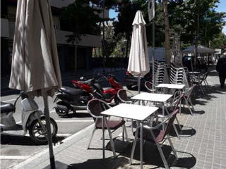 Traspaso Bar Frankfurt C3 con terraza en Les Corts