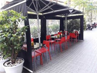 Traspaso Bar de tapas con terraza en San Gervasi