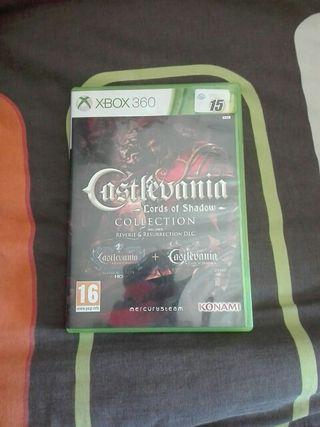 Juego Xbox 360 Castlevania