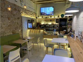 Traspaso Cafetería C3 Mixta en L´Eixample