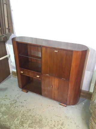 Mueble bar estilo Deco