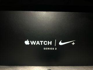 Apple Watch series 3 48mm Nike edition