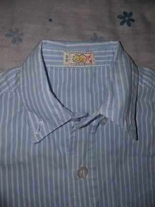 camisa bebe talla 3meses