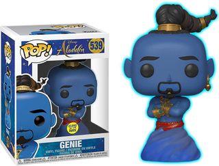 Funko Pop Genio Aladdin exclusivo