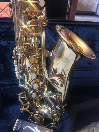 Saxofón Yamaha YAS 280 alto