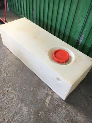 Deposito agua