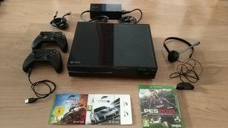 Xbox One 500GB con dos mandos y juegos