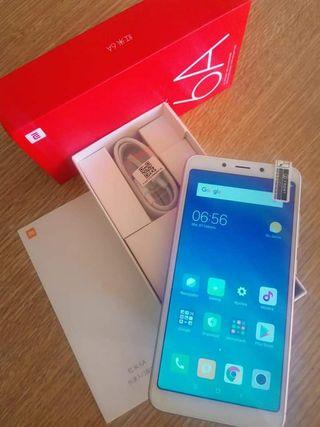 Xiaomi dorado nuevo precintado