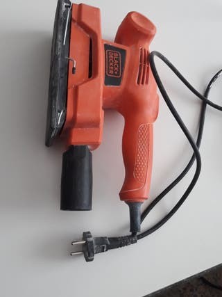 Lijadora BLACK DECKER