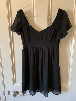Hollister black dress size M
