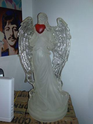 Angel con luz