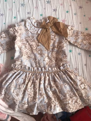 Vestido marca tartaleta talla 3
