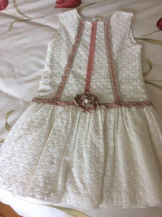 Vestido de la marca artesanía Manolita