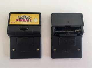 POKEMON PINBALL gameboy