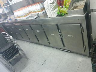 camara frigorifica 7 puertas