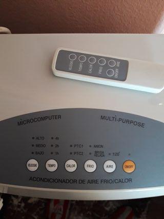 Aire acondicionado bomba de calor portátil