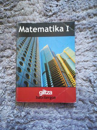 Matematika I libro