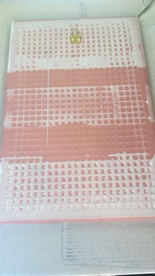 azulejo de 30x20cm, calendario agrícola