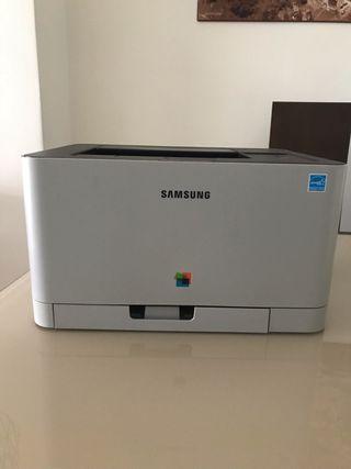 Impresora láser color Samsung CLP-365