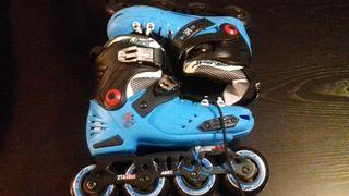 patines en linea alta gama KRF