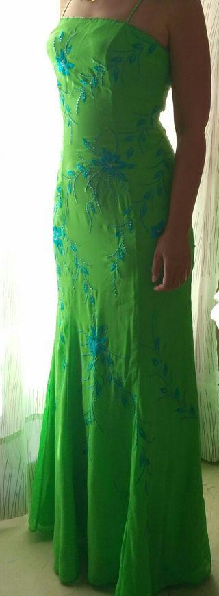 vestido elegante para bodas o fiestas