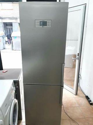 LG nevera altura 190cm ancho 60cm A+ no frost