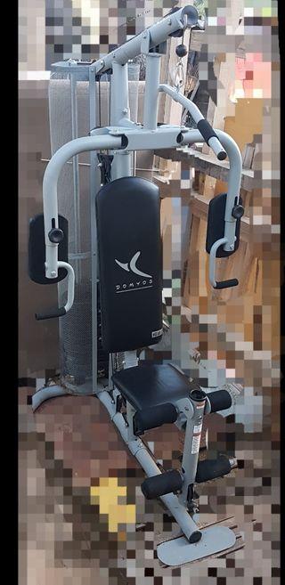 maquina de pesas multifunción ( gym)