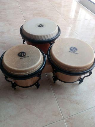 bongo triple