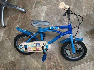 Bicicleta de niñ@ lunnis en buen estado