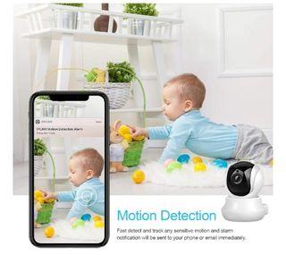 cámara ip/wifi videovigilancia