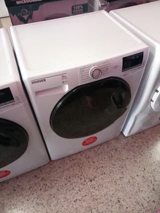 lavadoras hoovee 9kg A+++ con wifi