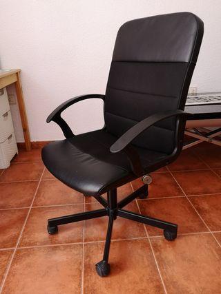 Sillas de ruedas ligeras de segunda mano en wallapop for Sillas despacho segunda mano
