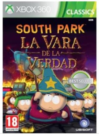 South Park - La vara de la verdad - Xbox 360