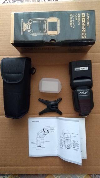 Flash Andoer AD-980II para Nikon