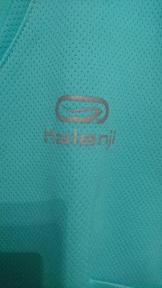 Camiseta Decathlon Kalenji