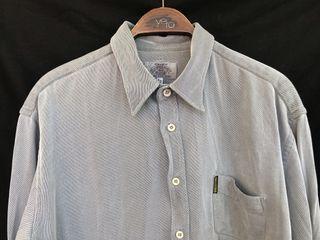 Camisa ARMANI JEANS talla XXL L gris