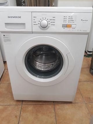 Daewoo lavadora 6kg A+ 1000rpm + transporte