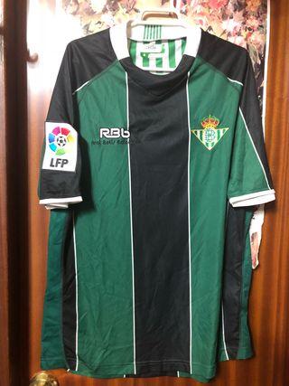 Camiseta Futbol Betis RBB 2010-2011